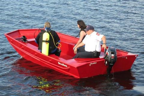 2016 SeaArk 1660 MVT Rescue in Bryant, Arkansas