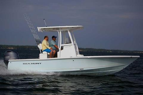 2018 Sea Hunt BX 22 BR in Montgomery, Texas