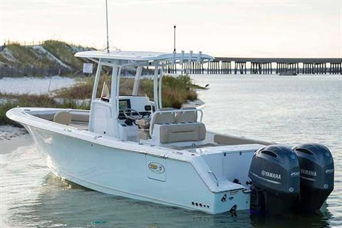 2018 Sea Hunt Gamefish 27 with Coffin Box in Montgomery, Texas