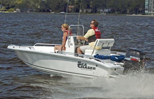 2015 Sea Chaser 175 RG in Madisonville, Louisiana