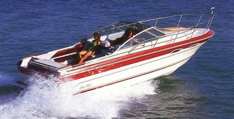 1988 Sea Ray 250 Cuddy in Barrington, New Hampshire