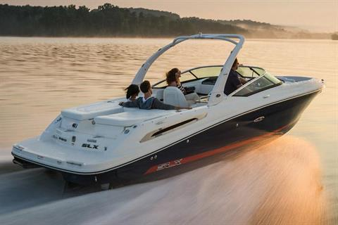 2015 Sea Ray 250 SLX in Madisonville, Louisiana
