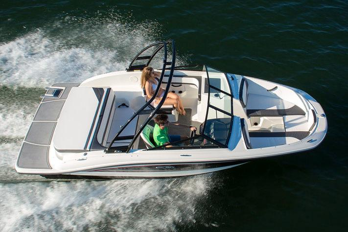 2016 Sea Ray SPX 190 in Madisonville, Louisiana