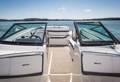 2016 Sea Ray SPX 210 in Madisonville, Louisiana