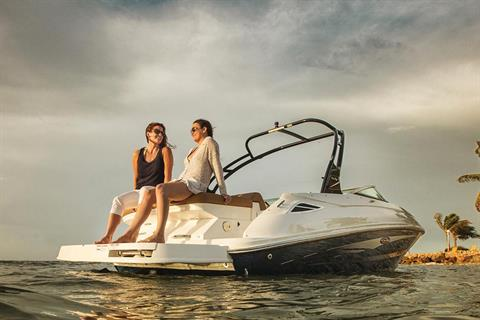 2017 Sea Ray SDX 240 in Holiday, Florida