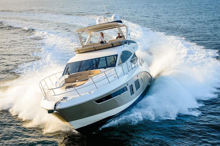 2017 Sea Ray L650 Fly in Holiday, Florida