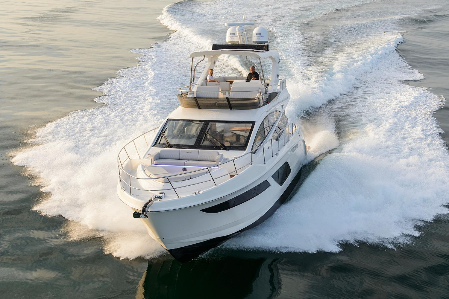 2017 Sea Ray L550 Fly in Holiday, Florida