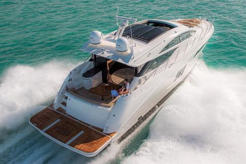 2017 Sea Ray L590 in Holiday, Florida