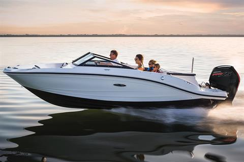 2017 Sea Ray SPX 190 OB in Holiday, Florida