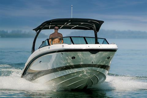 2017 Sea Ray SDX 270 Outboard in Holiday, Florida