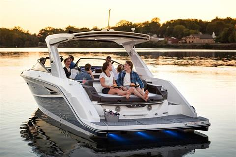 2018 Sea Ray SLX 310 in Holiday, Florida