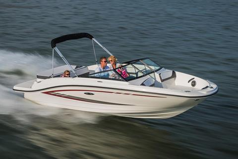 2018 Sea Ray SPX 190 in Holiday, Florida