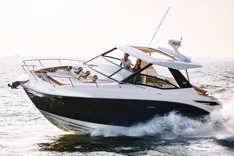 New 2018 Sea Ray Sundancer 320 Power Boats Inboard In Holiday Fl