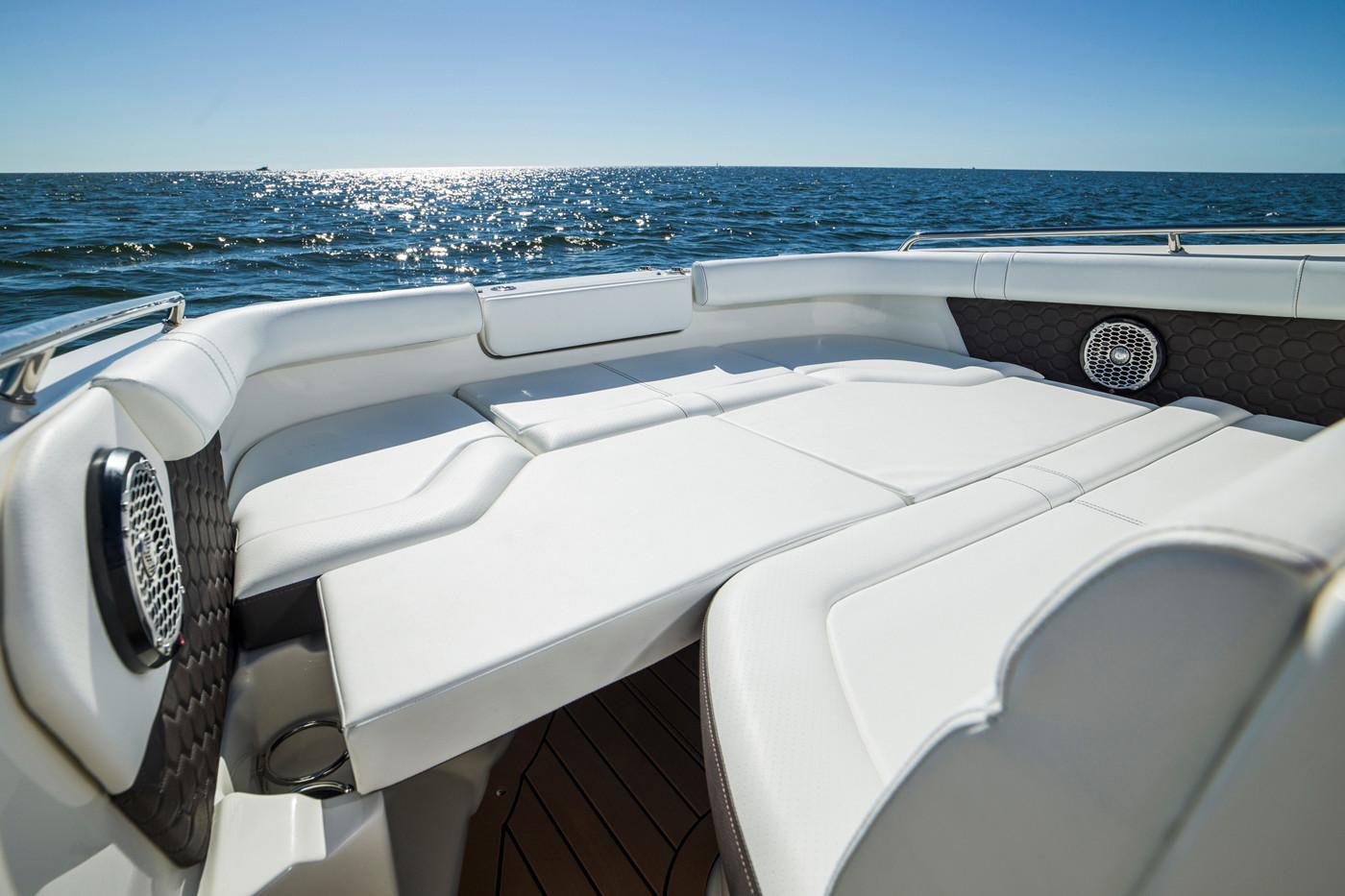 2018 Sea Ray SDX 250 in Holiday, Florida