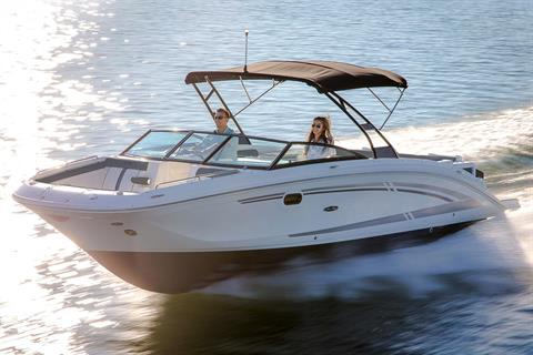 2018 Sea Ray SDX 290 in Holiday, Florida