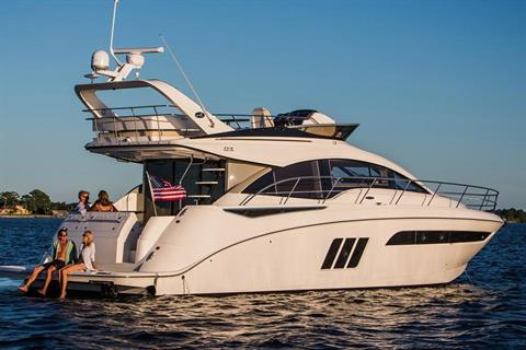 2018 Sea Ray Fly 510 in Holiday, Florida