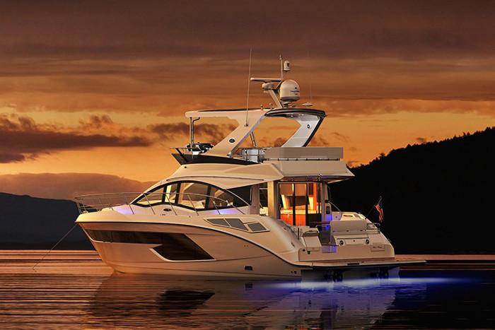2018 Sea Ray Fly 520 in Holiday, Florida