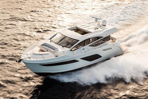 2018 Sea Ray L550 in Holiday, Florida