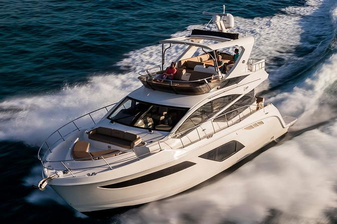 2018 Sea Ray L550 Fly in Holiday, Florida
