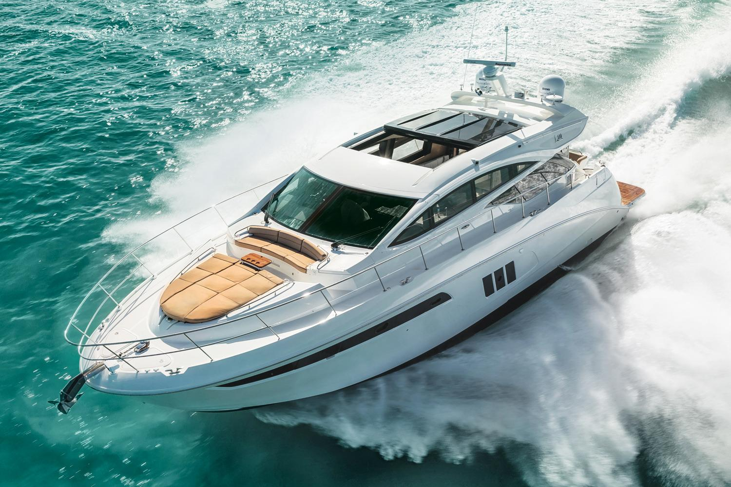 2018 Sea Ray L590 in Holiday, Florida - Photo 1