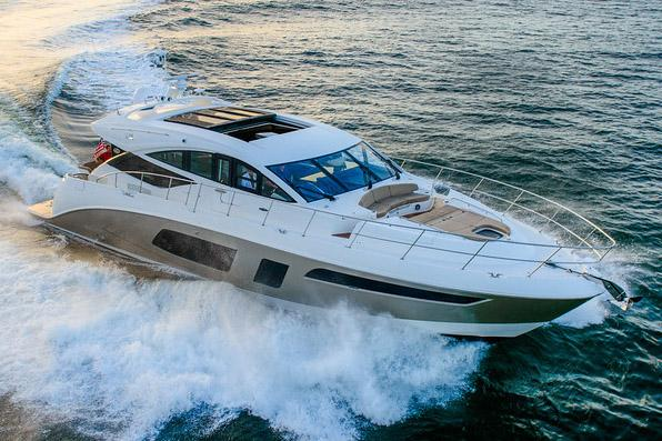 2018 Sea Ray L650 in Holiday, Florida