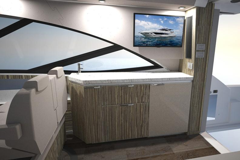 New 2018 Sea Ray Sundancer 510 Signature Power Boats Inboard
