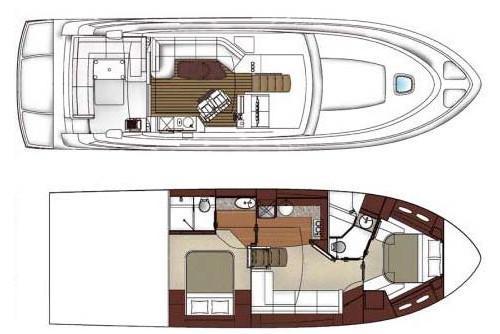 New 2018 Sea Ray Sundancer 510 Signature Power Boats Inboard in
