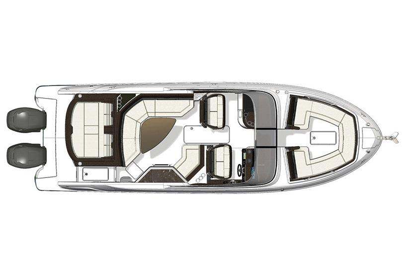 2018 Sea Ray SLX 310 OB in Holiday, Florida