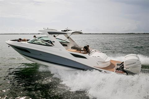 2018 Sea Ray SLX 350 OB in Holiday, Florida