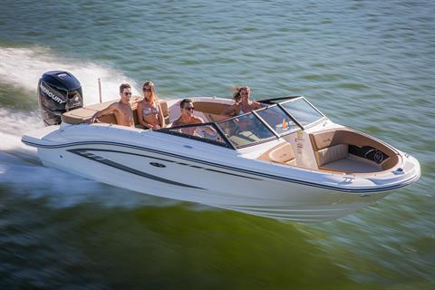 2018 Sea Ray SPX 210 OB in Holiday, Florida
