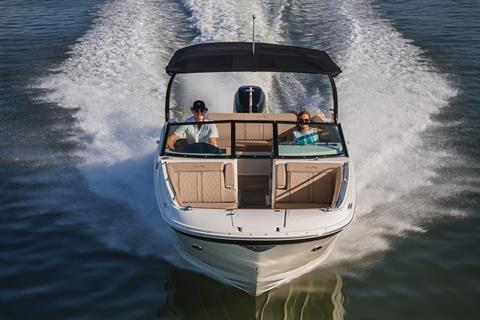 2018 Sea Ray SDX 270 Outboard in Holiday, Florida