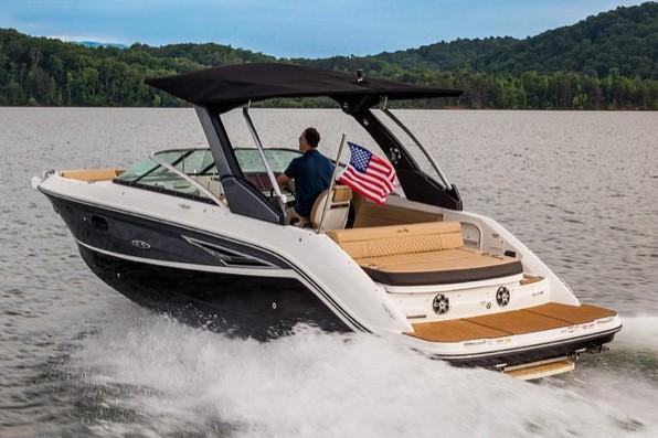 2019 Sea Ray SLX 250 in Holiday, Florida - Photo 5
