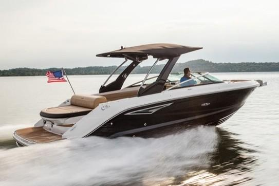 2019 Sea Ray SLX 280 in Holiday, Florida - Photo 3