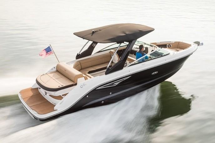 2019 Sea Ray SLX 280 in Holiday, Florida - Photo 4