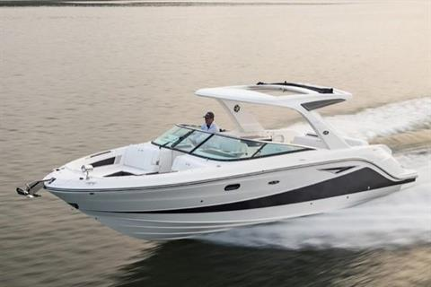 2019 Sea Ray SLX 310 in Holiday, Florida - Photo 1