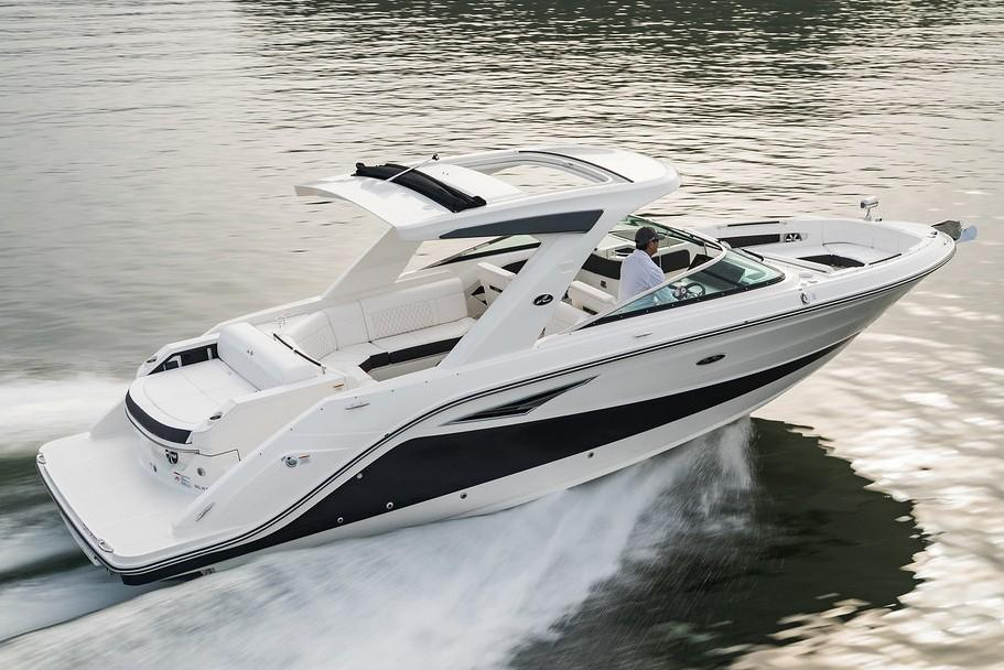 2019 Sea Ray SLX 310 in Holiday, Florida - Photo 2