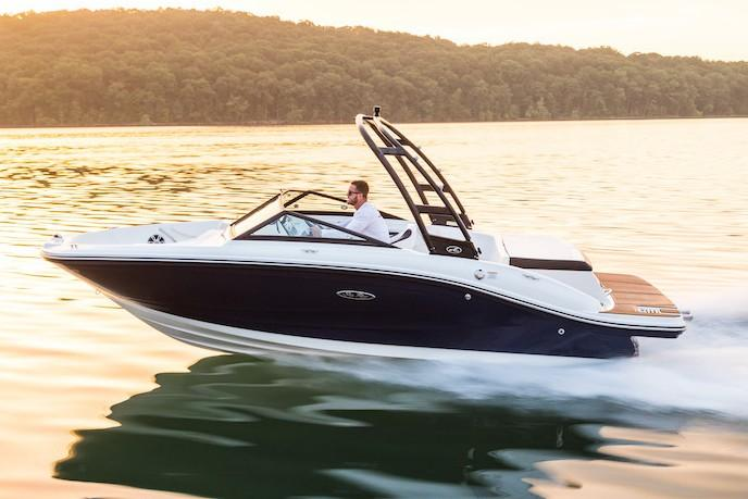 2019 Sea Ray SPX 190 in Holiday, Florida - Photo 3