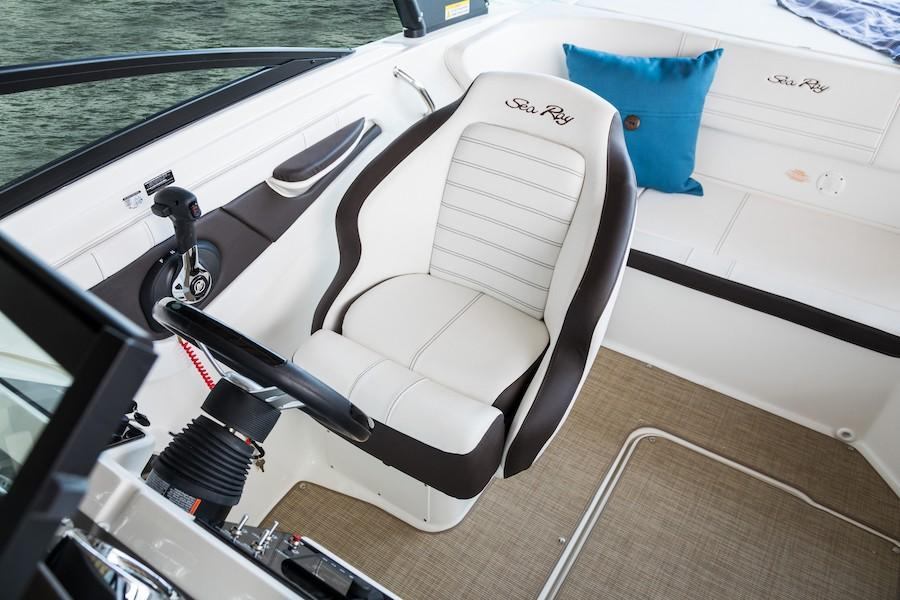 2019 Sea Ray SPX 190 in Holiday, Florida - Photo 9