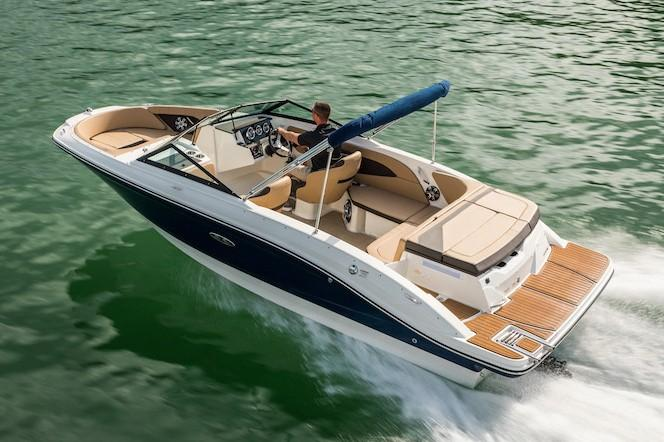 2019 Sea Ray SPX 210 in Holiday, Florida - Photo 4