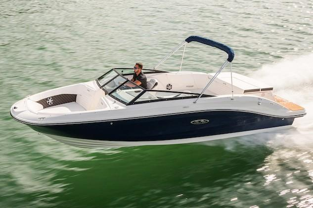 2019 Sea Ray SPX 230 in Holiday, Florida - Photo 1