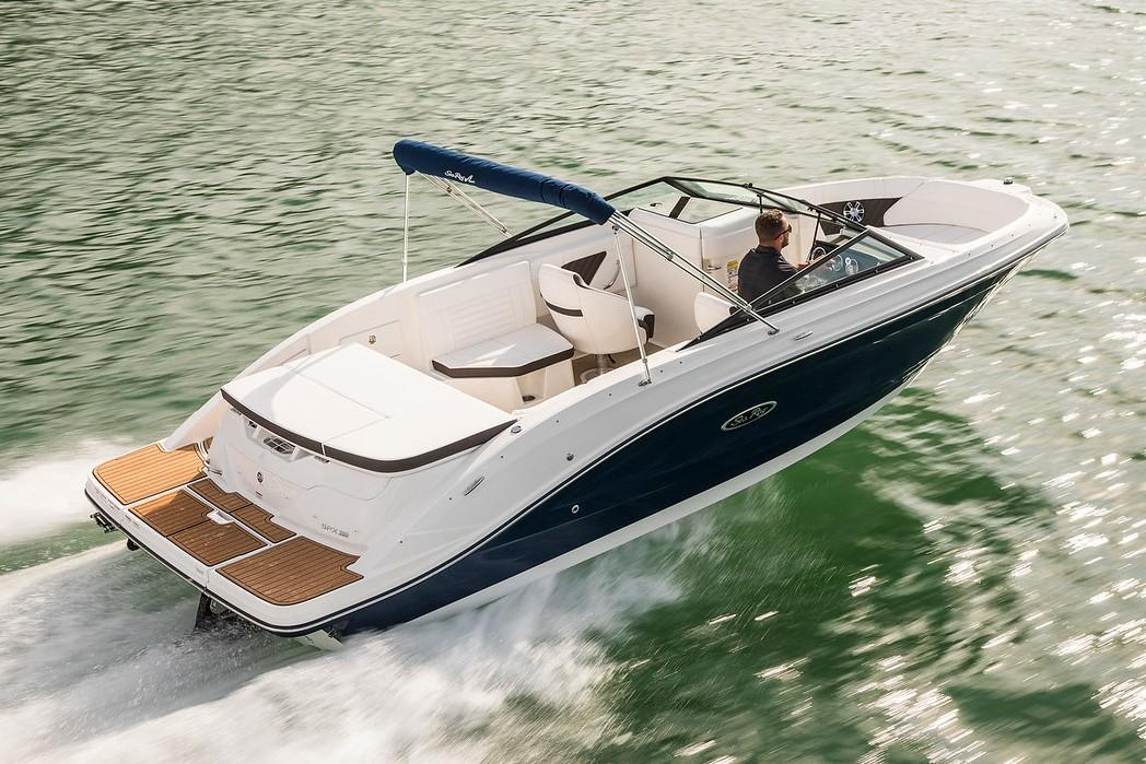 2019 Sea Ray SPX 230 in Holiday, Florida - Photo 3