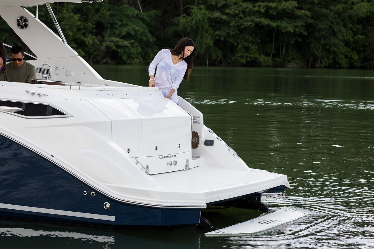 New 2019 Sea Ray Sundancer 320 Power Boats Inboard In Holiday Fl