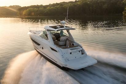 2019 Sea Ray Sundancer 350 in Holiday, Florida - Photo 5