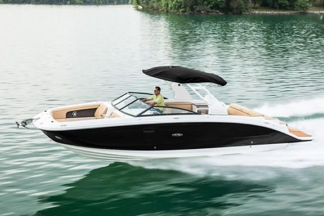 2019 Sea Ray SDX 290 in Holiday, Florida - Photo 1