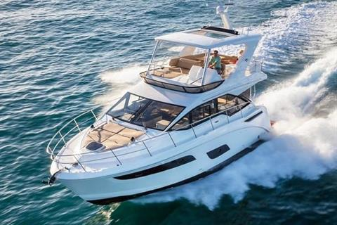2019 Sea Ray Fly 460 in Holiday, Florida - Photo 1