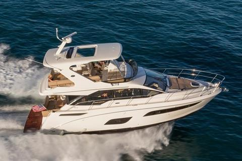 2019 Sea Ray Fly 460 in Holiday, Florida - Photo 3