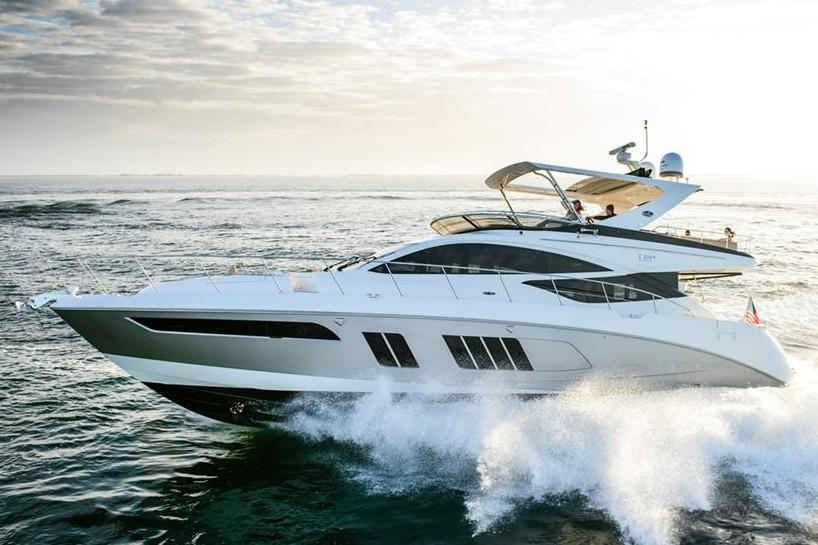 2019 Sea Ray L650 Fly in Holiday, Florida