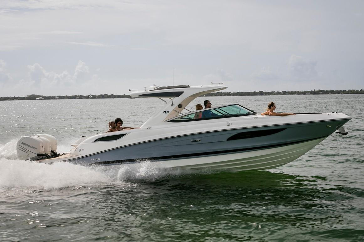 2019 Sea Ray SLX 350 OB in Holiday, Florida - Photo 1