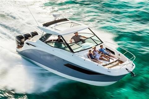 2019 Sea Ray Sundancer 320 OB in Holiday, Florida