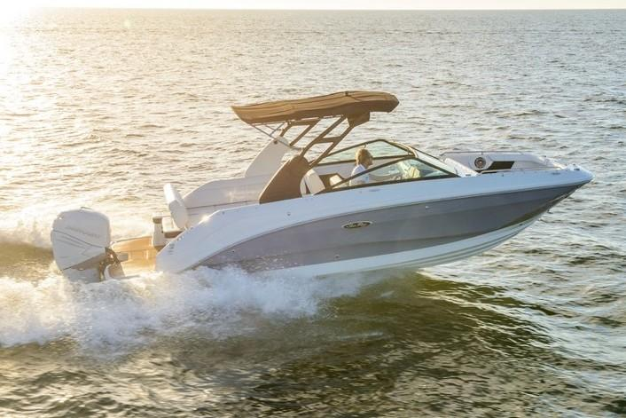 2019 Sea Ray SDX 250 Outboard in Holiday, Florida - Photo 3